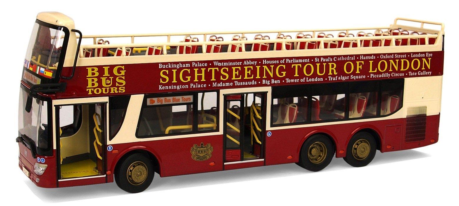 4 City Tour yang Bisa Dicoba di London Inggris