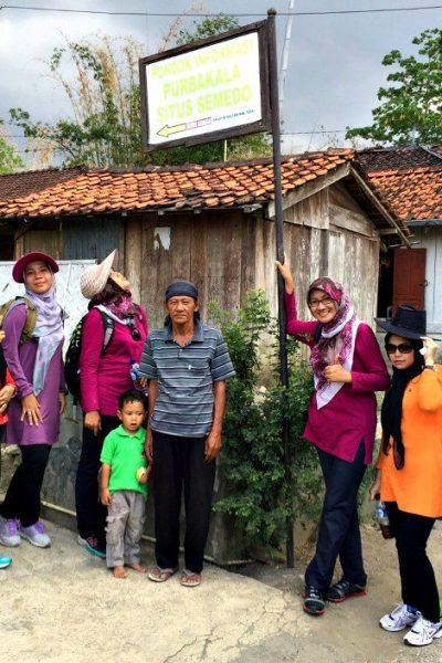Wisata Sejarah Situs Purbakala Desa Semedo Kedung Banteng Tegal