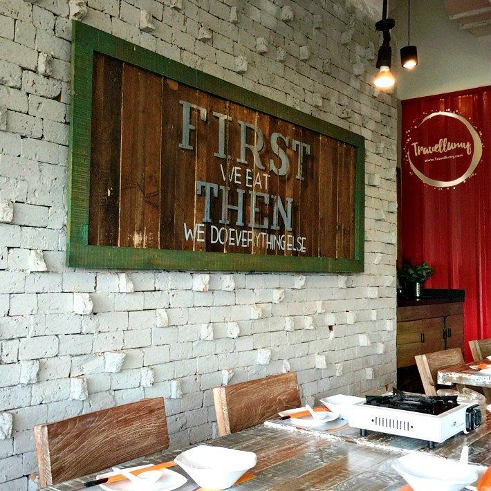 I Ta Suki Restoran di Margo City Depok