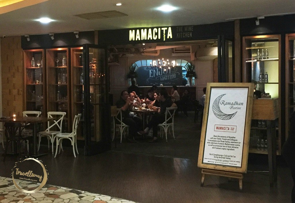 Review Restoran Mama Cita di Senayan City