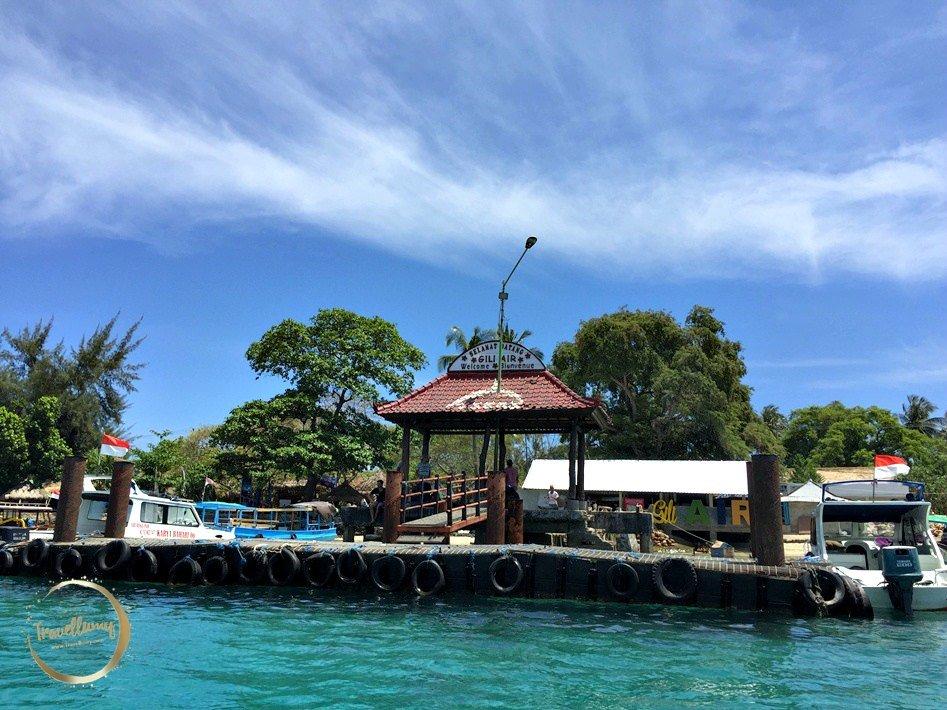Gili Air, Gili Meno, dan Gili Trawangan, 3 Gili Besar di Lombok