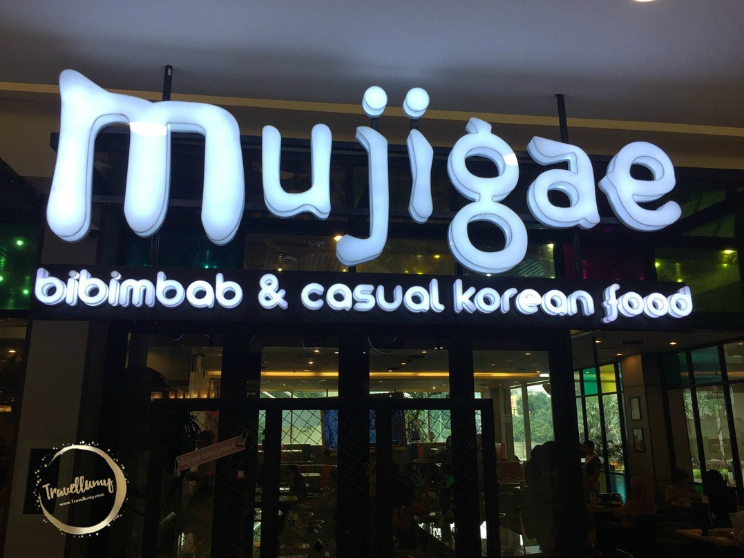 Icip-icip Menu Korea di Mujigae Resto Margo City - Travellumy