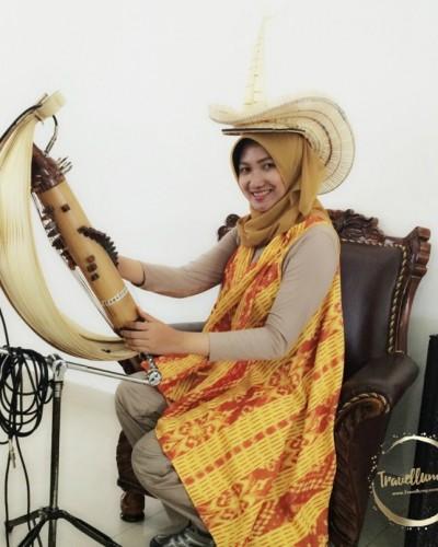 Sasando, Alat Musik Eksotis Khas Pulau Rote NTT