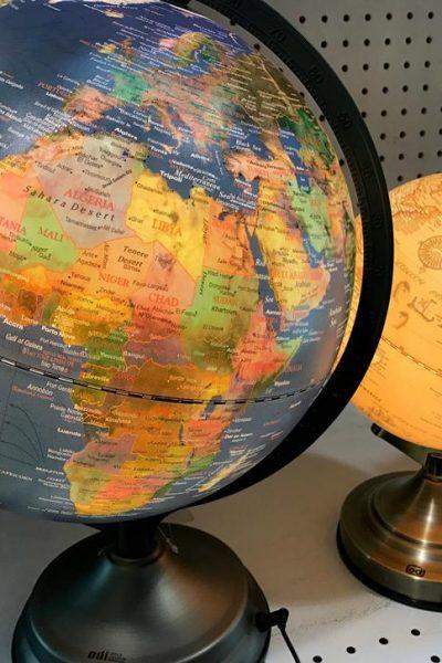 Globe My Travel Affirmation