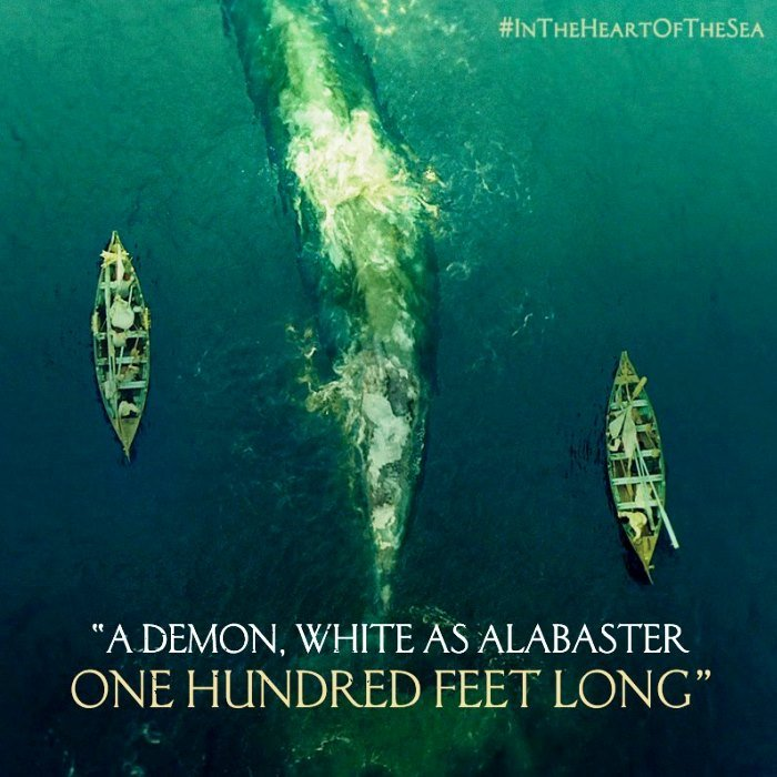 Review Film In The Heart of The Sea 2015