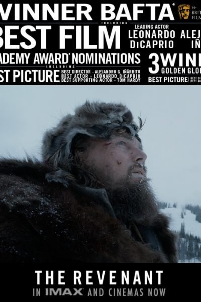 Review Film Revenant : Leonardo Dicaprio is Back