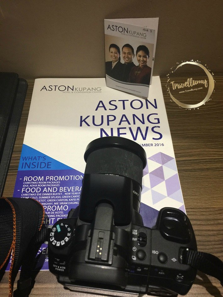 Review Hotel Aston Kupang