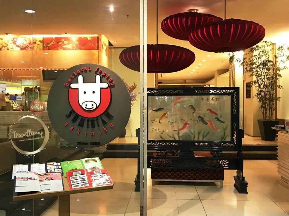 Sumibian restoran jepang premium di jakarta travellumy