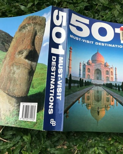 Review Buku 501 Must Visit Destinations