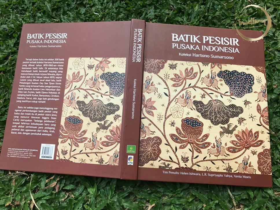 Review Buku Batik Pesisir Pusaka Indonesia by Hartono Sumarsono