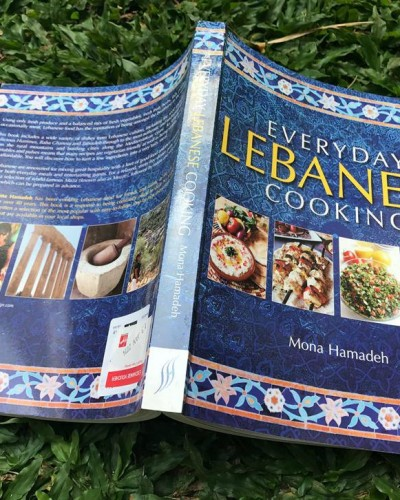 Review Buku Everyday Lebanese Cooking by Mona Hamadeh
