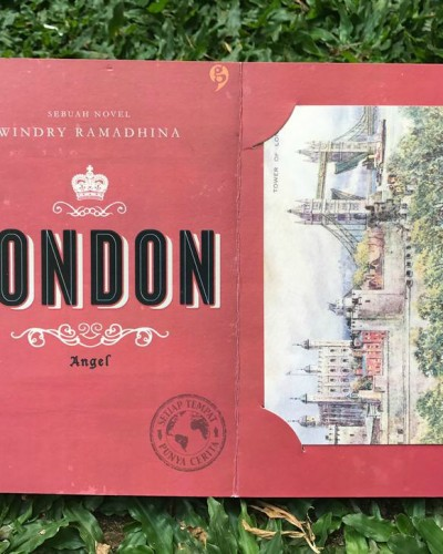 Review Buku London by Windry Ramadhina