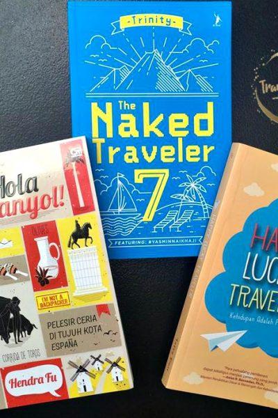 Review Buku-buku Tentang Traveling