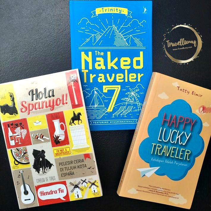 Review Buku-buku Tentang Traveling