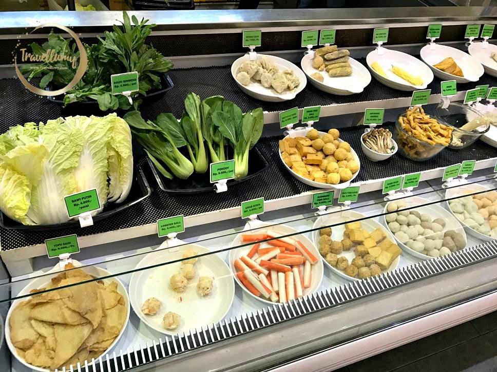 Review Makan di Yong Tau Fu Mall Ciputra