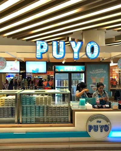 Review Puding Puyo Dessert