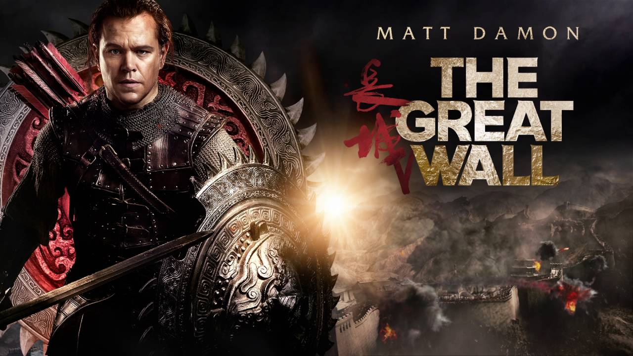 Review Film The Great Wall Matt Damon