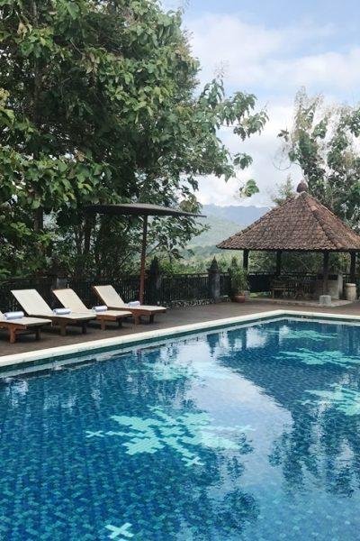Breakfast Lezat di Plataran Borobudur Resort and Spa Magelang