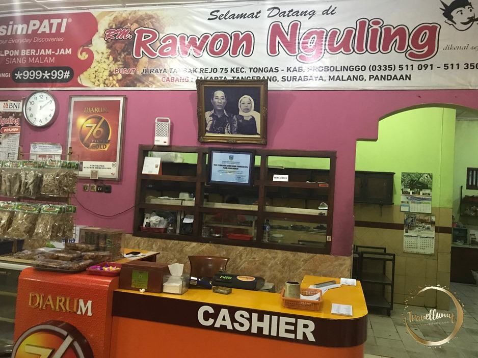 Restoran Rawon Nguling di Probolinggo