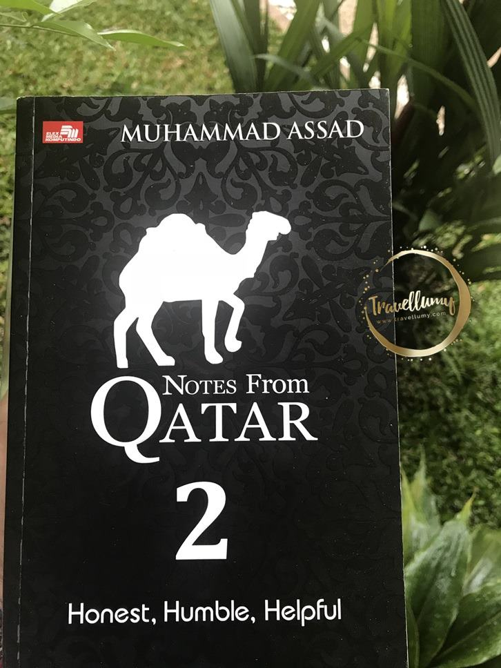 Review Buku Notes From Qatar 2 by Muhammad Assad