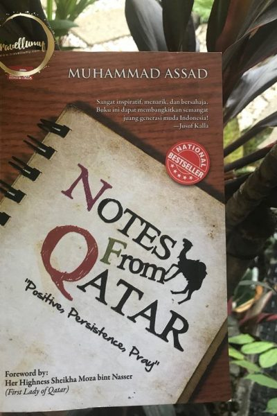 Review Buku Notes From Qatar by Muhammad Assad