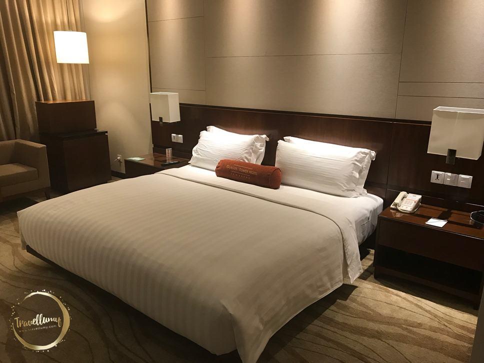 Review Hotel Gumaya Tower di Semarang