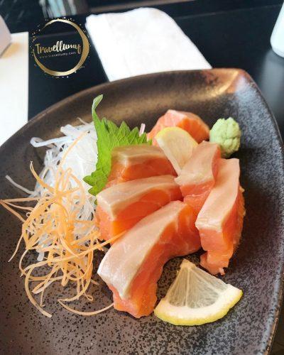 Mengenal Salmon Sashimi, Sushi, Nigiri, dan Makanan Jepang Lainnya