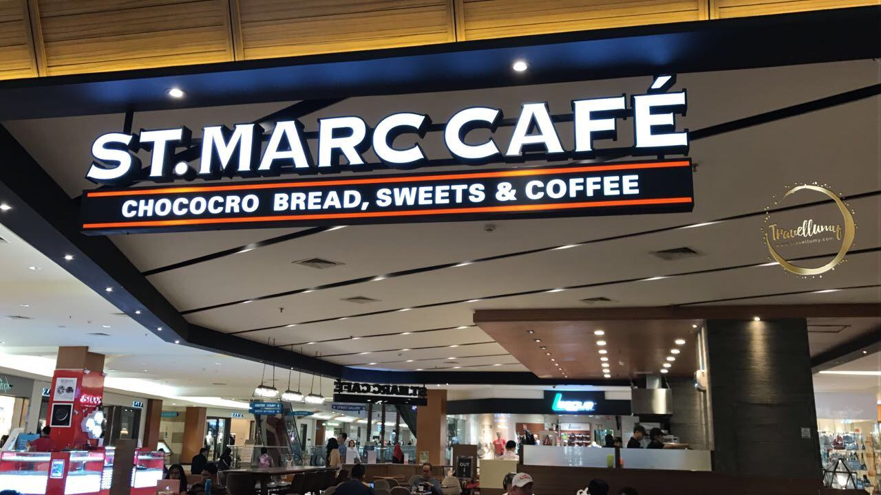 St Marc Cafe, Everybody Comes for its Chococro