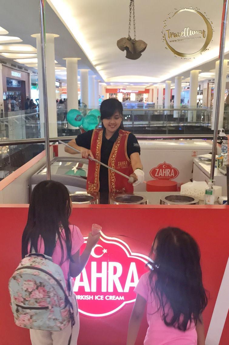 Zahra Turkish Ice Cream Sensasi Emosi Sebelum Makan Es Krim