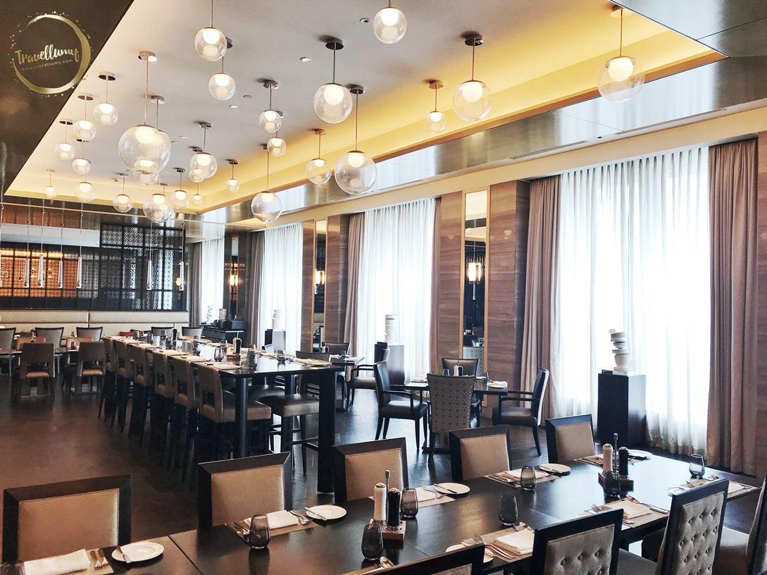 Review Restoran Spectrum Fairmont Hotel Jakarta