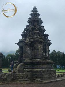 Kompleks Candi Arjuna Dieng Plateu Wonosobo