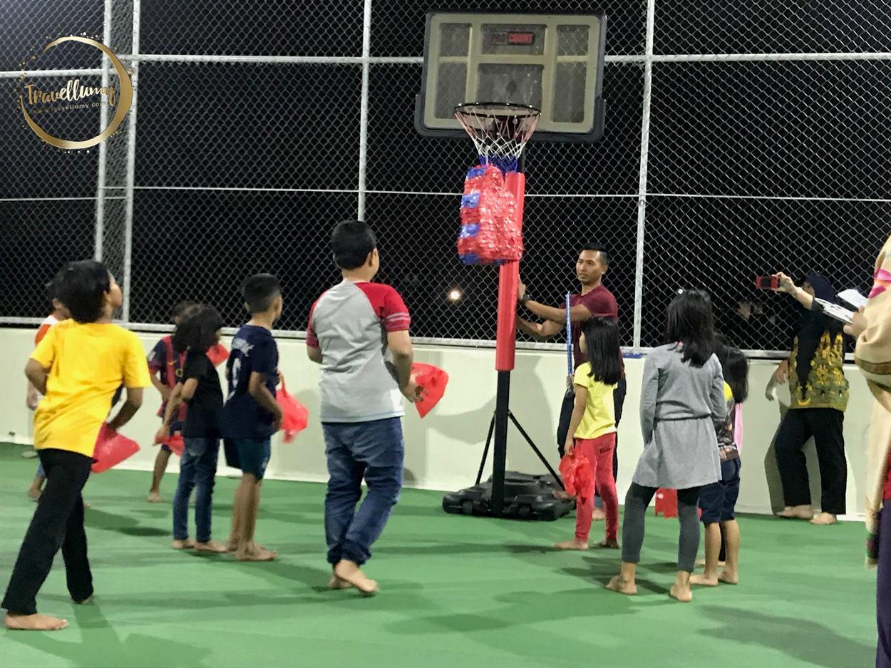 Tahun Baruan 2019 with Pinata