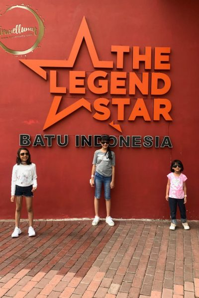 The Legend Star di Jatim Park 3 Batu